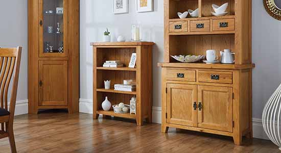 Oak Furniture Free Delivery Flexible Financing Top Furniture