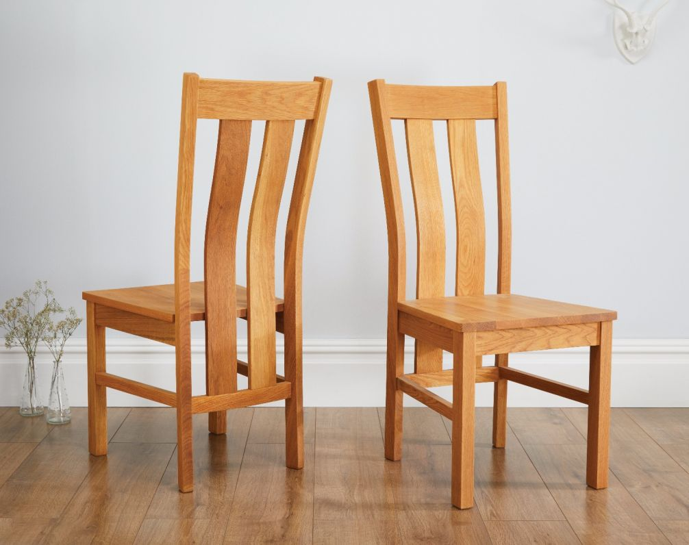 Fantastic Churchill Solid Oak Dining Chair Timber Seat Ibusinesslaw Wood Chair Design Ideas Ibusinesslaworg