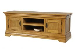 Farmhouse Large Oak TV Unit