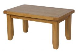 Country Oak Coffee Table 90cm 55cm