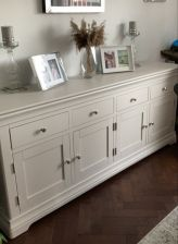 Toulouse Grey Painted 200cm Large Sideboard - customer photo