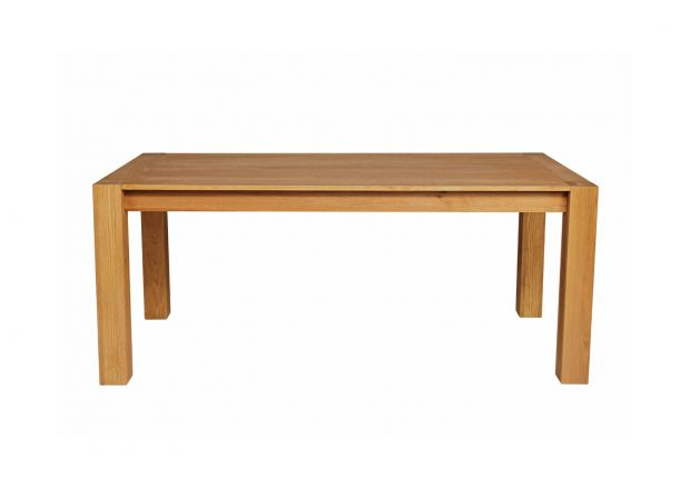 Cambridge 180cm Oak Dining Table - APRIL MEGA DEAL