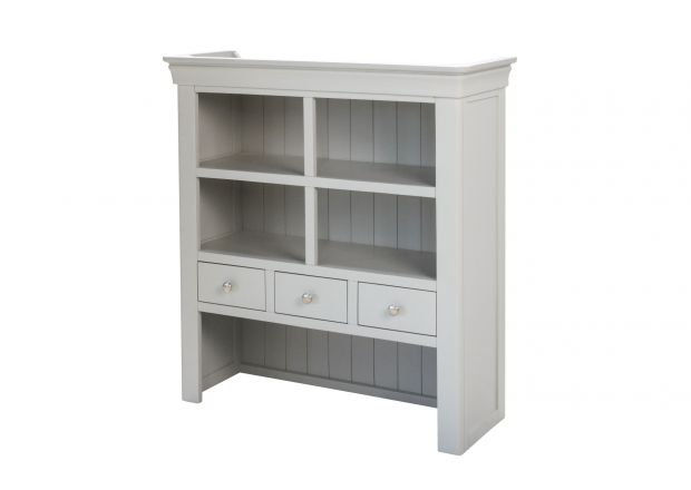 Toulouse 100cm Grey Painted Hutch Unit