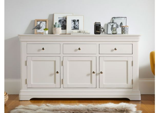 Toulouse Grey Painted Large 160cm Sideboard