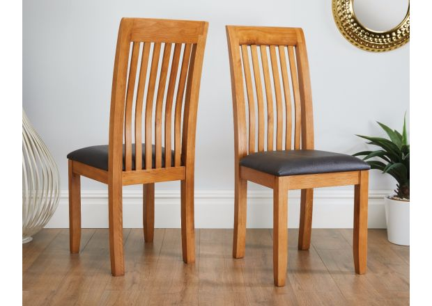 Oak Dining Room Chairs Top Furniture