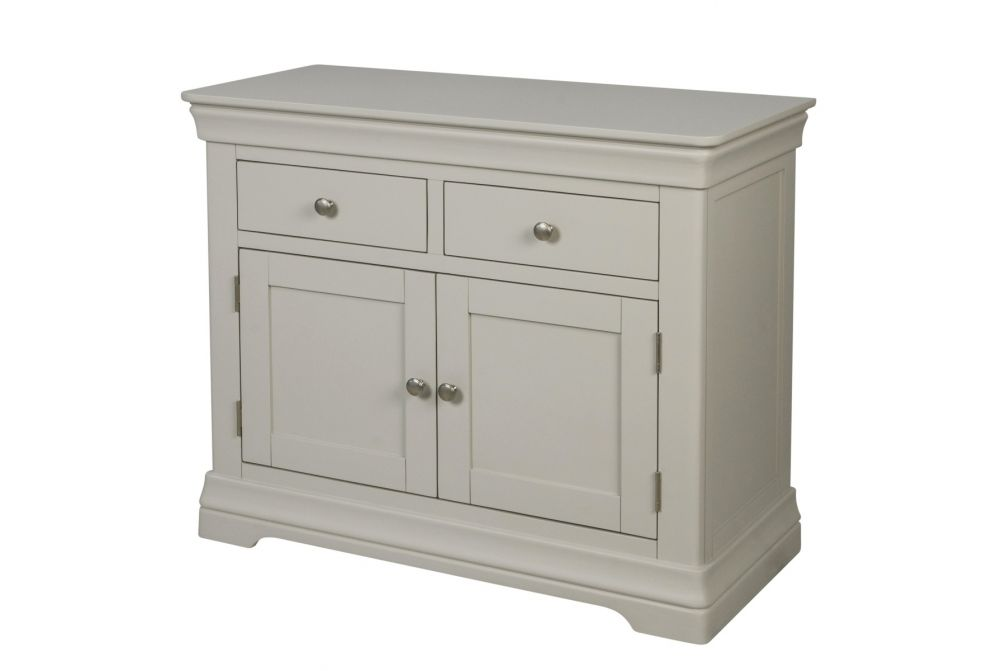 Toulouse Grey Painted 100cm Sideboard with Drawers