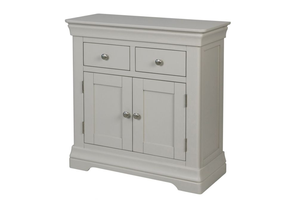 Toulouse Grey Painted Small 80cm Sideboard