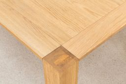 Cambridge 1.4m Oak Dining Table