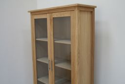 Sofia Oak Display Unit