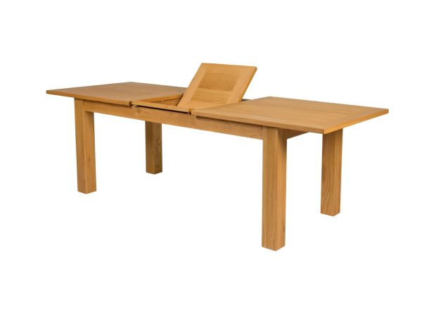 Caravella 230cm Extending Oak Dining Table