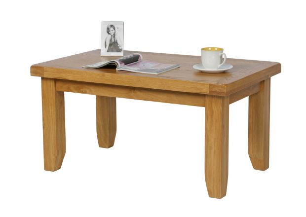 Country Oak Coffee Table 90cm x 55cm