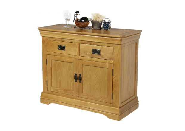 Farmhouse 100cm Oak Sideboard - WINTER SALE