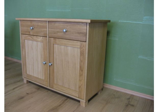 Tallinn 100cm Wide European Oak Sideboard - JANUARY SALE