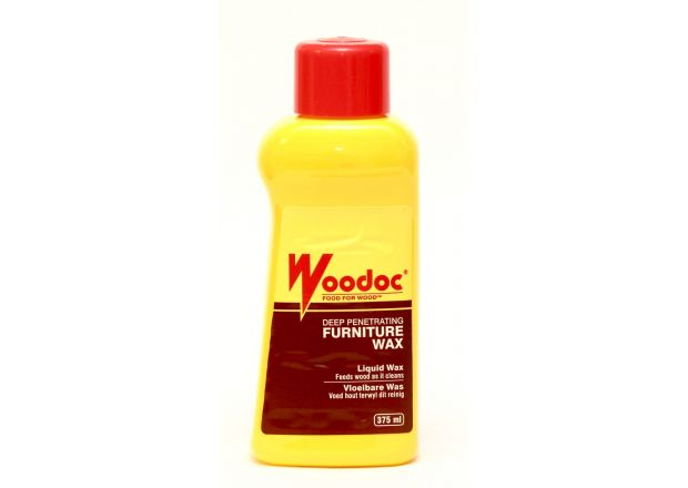 Woodoc deep penetrating oak dining furniture wax - 375ml bottle