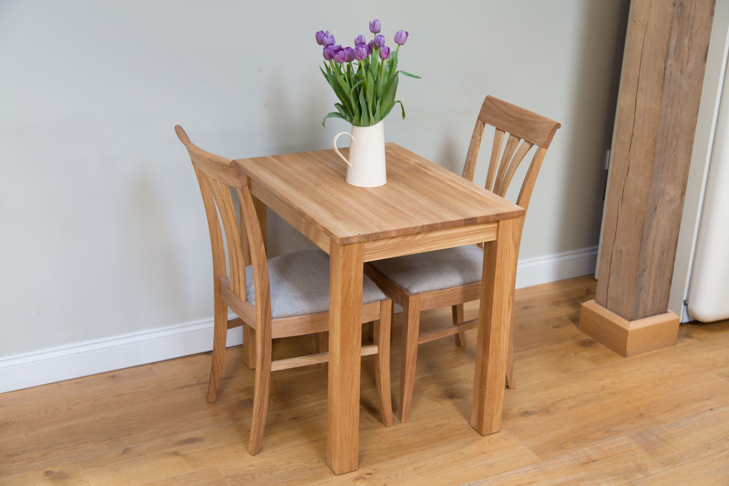 7d01b8c802 Small Solid Oak Dining Table | Cheap 2 Seater Kitchen Table
